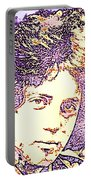 Billy Joel Pop Art Portable Battery Charger
