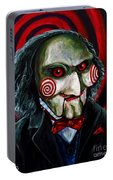 Billy The Puppet Portable Battery Charger