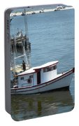 Bilouxi Shrimp Boat Portable Battery Charger