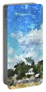 Biloxi Lighthouse Portable Battery Charger