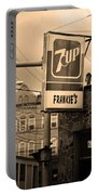 Binghampton New York - Frankie's Tavern Portable Battery Charger