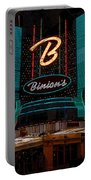 Binions Vegas Portable Battery Charger