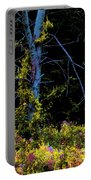 Birch And Vines Portable Battery Charger