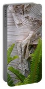Birch Fern Portable Battery Charger