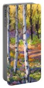 Birches 02 Portable Battery Charger