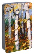 Birches 03 Portable Battery Charger