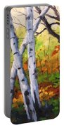 Birches 05 Portable Battery Charger