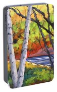 Birches 06 Portable Battery Charger
