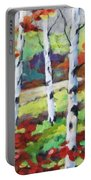 Birches 07 Portable Battery Charger