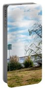 Bird House On The Lake Portable Battery Charger