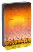 Bird Land Fine Art Color Photography Print Portable Battery Charger