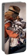 Bird Man Portable Battery Charger