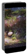 Bird Nest With Egg Portable Battery Charger