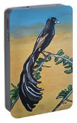 Bird Of Beauty, Ngiculela Portable Battery Charger