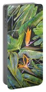 Bird Of Paradise 2 Portable Battery Charger