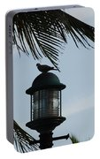 Bird On A Light Portable Battery Charger