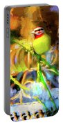 Bird On A Wire Portable Battery Charger
