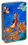 Bird People Robin Portable Battery Charger