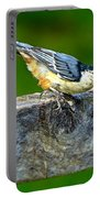 Bird With The Seed Portable Battery Charger