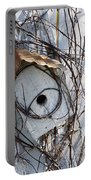 Birdhouse Brambles Portable Battery Charger