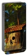 Birdhouse Portable Battery Charger