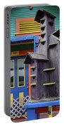 Birdhouses For Colorful Birds 2 Portable Battery Charger