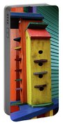 Birdhouses For Colorful Birds 6 Portable Battery Charger