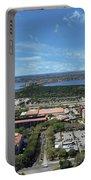 Birds Eye View Orlando Florida Portable Battery Charger