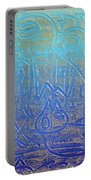 Birds Of Blue Portable Battery Charger