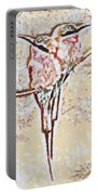 Bird's Views Portable Battery Charger