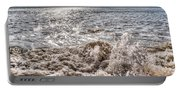 Birling Gap Waves Portable Battery Charger