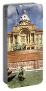Birmingham City  Town Hall  Portable Battery Charger