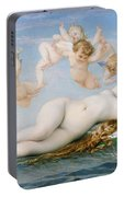 Birth Of Venus Portable Battery Charger