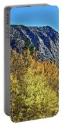 Bishop Creek Mountains Portable Battery Charger