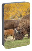Bison Family Nation Portable Battery Charger