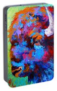 Bison Head II Portable Battery Charger