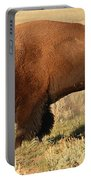 Bison Huffing And Puffing For Herd Portable Battery Charger