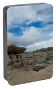 Bisti Fissure New Mexico Portable Battery Charger