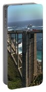 Bixby Creek Bridge 5 Portable Battery Charger