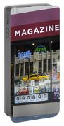 B.j. Magazines New York Portable Battery Charger