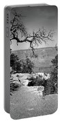 Black And White Grand Canyon 2 Portable Battery Charger