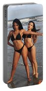 Black Bikinis 65 Portable Battery Charger