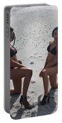 Black Bikinis 8 Portable Battery Charger