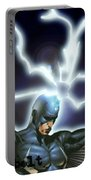 Black Bolt Portable Battery Charger