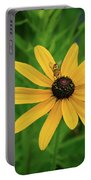 Black Eyed Susan And Friends Portable Battery Charger