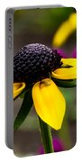 Black Eyed Susan Delight Portable Battery Charger