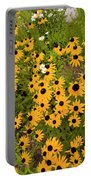 Black Eyed Susans-1 Portable Battery Charger