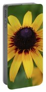 Black Eyes Susan And Friend Portable Battery Charger