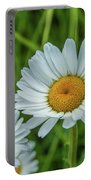 Black-headed Daisy's Portable Battery Charger