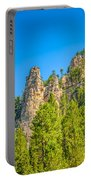 Black Hills Majesty Portable Battery Charger
